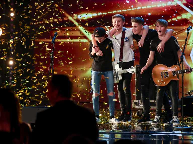 Meet Britain's Got Talent Golden Buzzer act Chapter 13