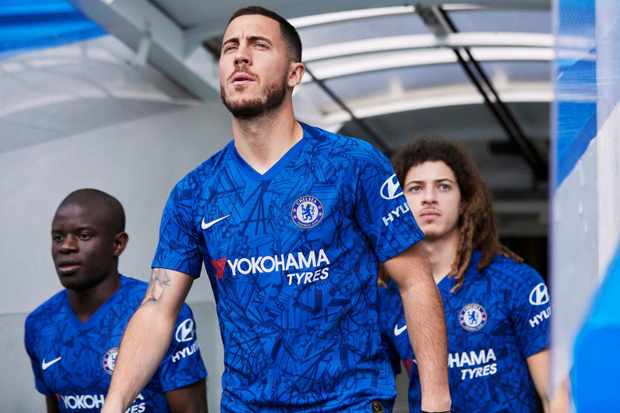 3b488e731b6 Chelsea kit 2019/20: Home shirt unveiled - Radio Times