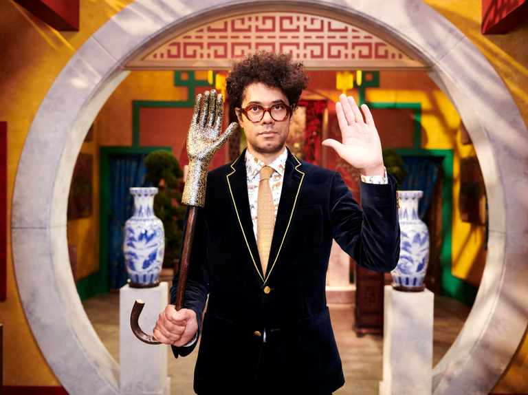Crystal Maze reveals 2019 celebrity line-up