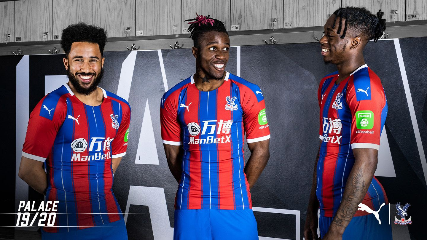 Crystal Palace home kit