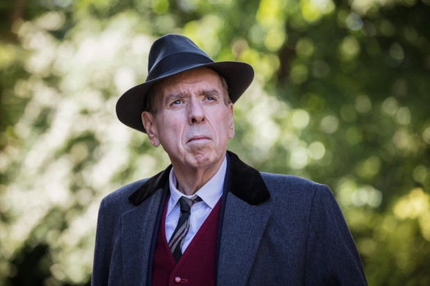 Timothy Spall plays Lord Arthur Wallington