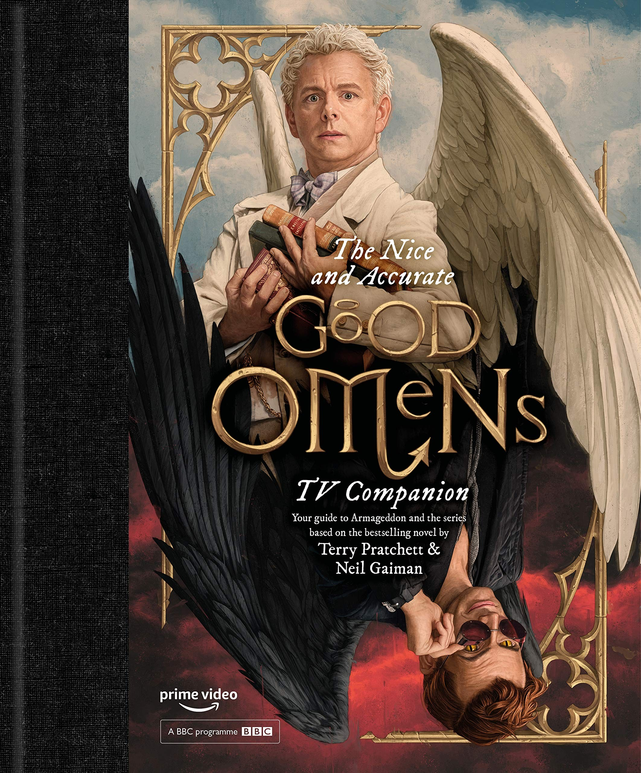 Good Omens TV companion