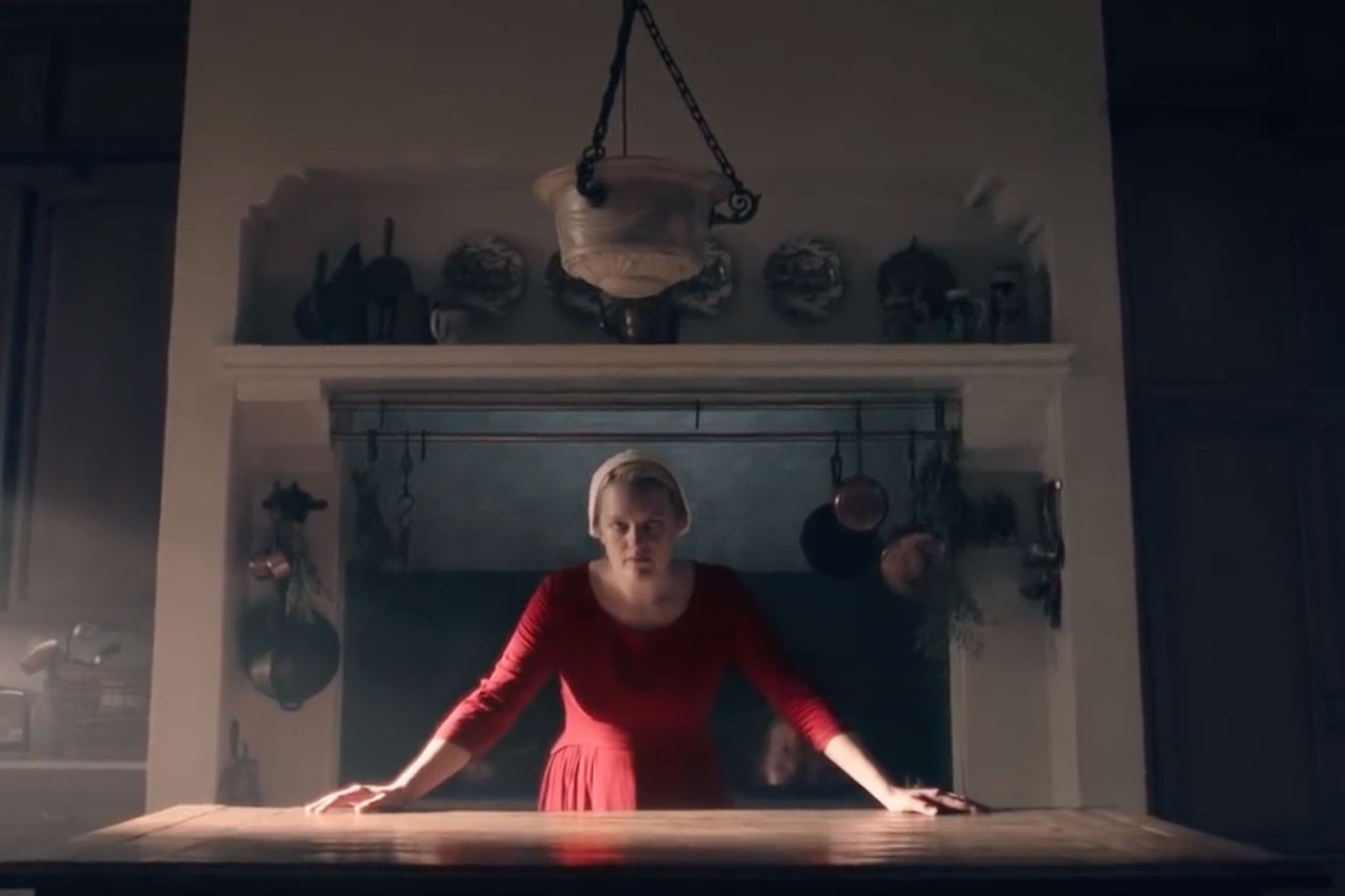 Handmaid's Tale season 3 trailer screenshot