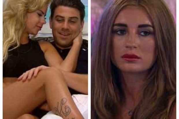Love Island series 1 - 4 (ITV screenshot)