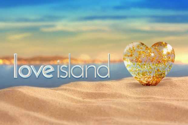 Image result for love island uk logo