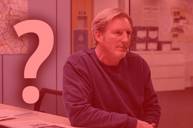 Ted Hastings in Line of Duty, BBC Pictures