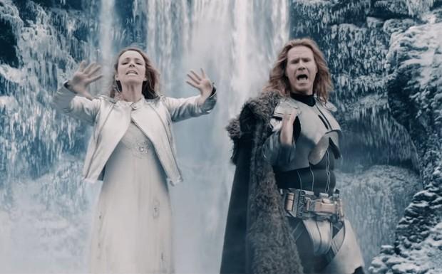 Eurovision - Netflix movie