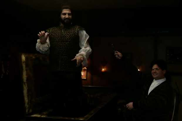 What We Do In The Shadows screenshot (YouTube trailer)