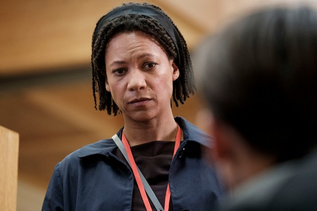 Nina Sosanya plays Jess