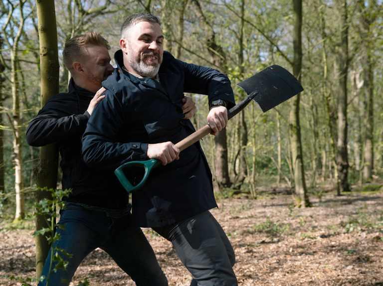 Gary KILLED OFF in Coronation Street showdown with Rick?