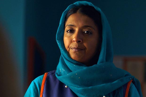 Sunetra Sarker plays Kaneez Paracha in Ackley Bridge