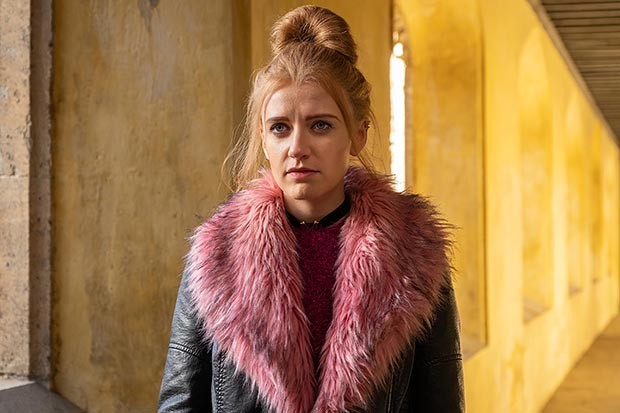 Poppy Lee Friar plays Missy Booth in Ackley Bridge