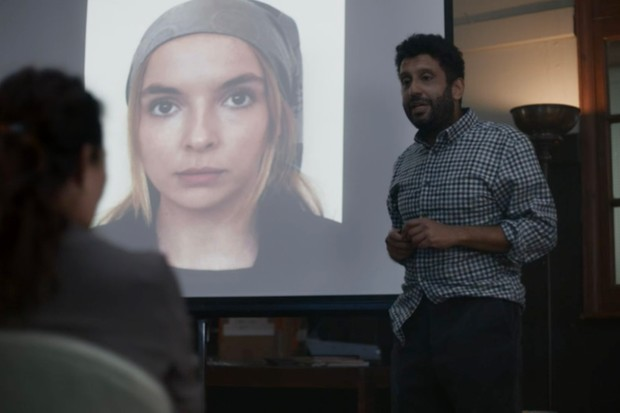 Adeel Akhtar plays psychopath expert Martin in Killing Eve