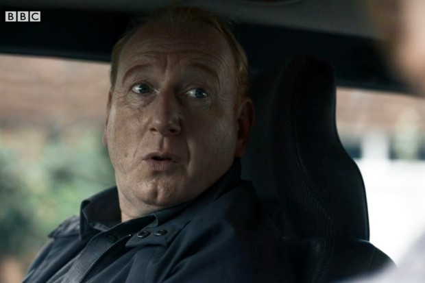 Adrian Scarborough plays Raymond in Killing Eve