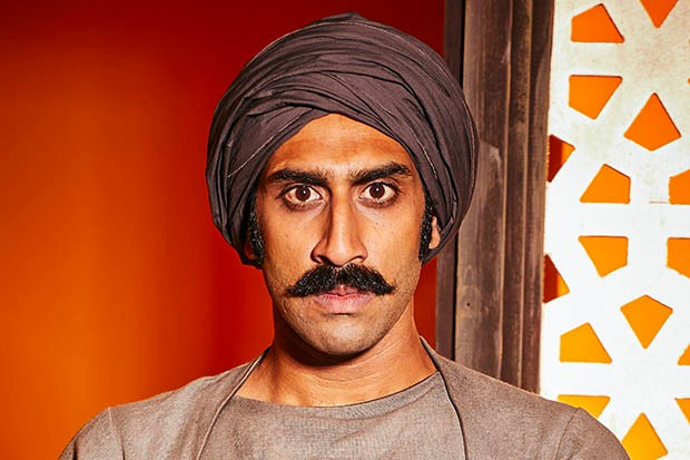 Amer Chadha-Patel plays Ram Lal in Beecham House