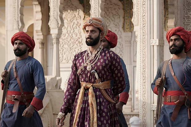 Arunoday Singh plays Vijay Singh in Beecham House