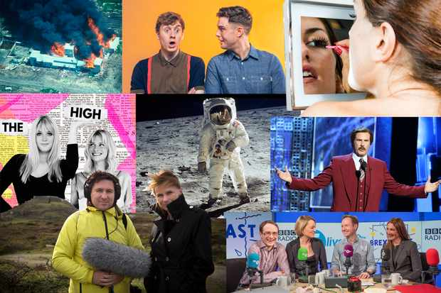 Best podcasts 2019 | Recommendations for TV, factual, chat