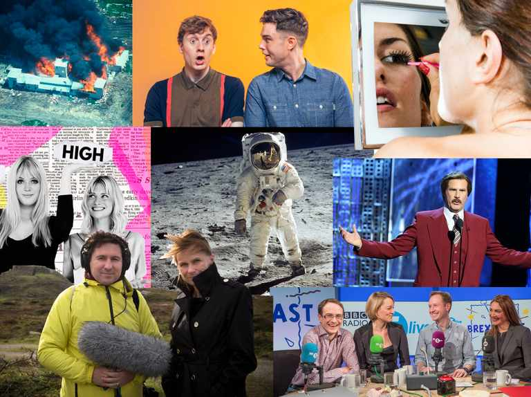 The 21 podcasts you need to listen to right now