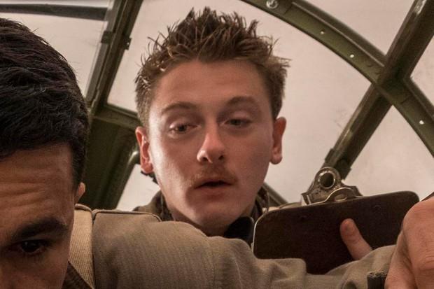 Josh Bolt plays Dunbar in Catch-22