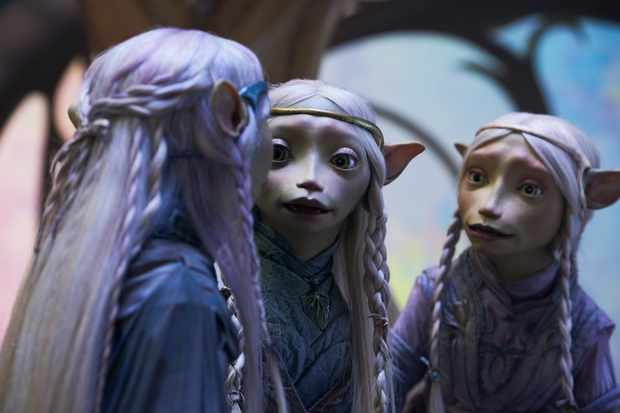 Image result for Dark Crystal: Age of Resistance