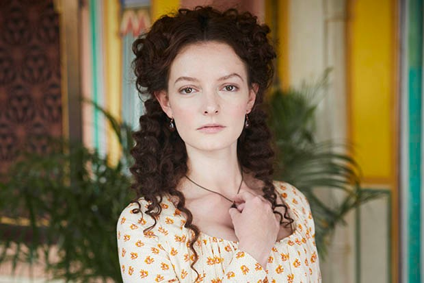 Dakota Blue Richards plays Margaret Osbourne in Beecham House