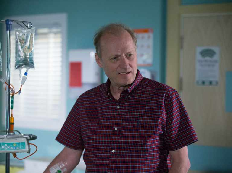 EastEnders confirms when Adrian Edmondson makes his debut