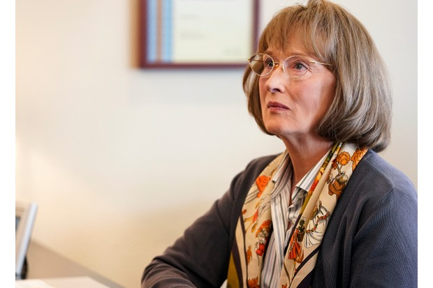 Meryl Streep plays Mary Louise Wright