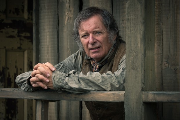 George Costigan plays James Holt in Gentleman Jack