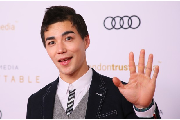 BEVERLY HILLS, CA - DECEMBER 08: Ludi Lin attends the Unforgettable Gala 2018 at The Beverly Hilton Hotel on December 8, 2018 in Beverly Hills, California. (Photo by Jean Baptiste Lacroix/WireImage)