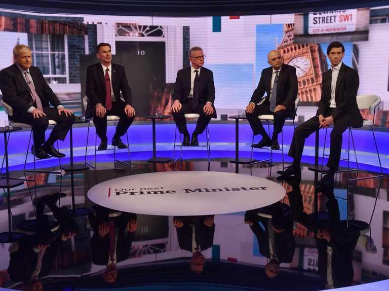 The BBC Tory leadership debate was missing something… a studio audience