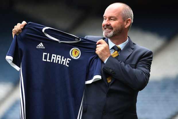 Scotland Steve Clarke
