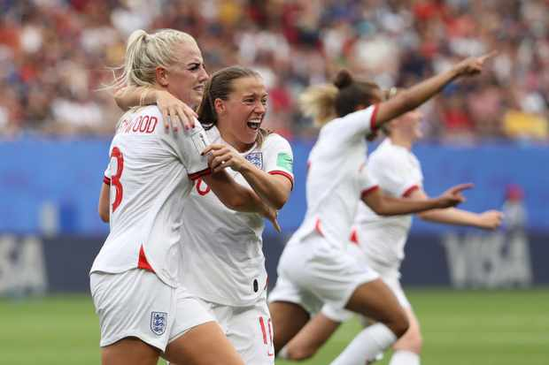 England Women's World Cup