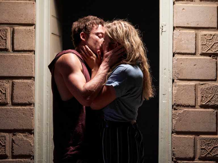 Home and Away confirms romance for Ziggy and Dean