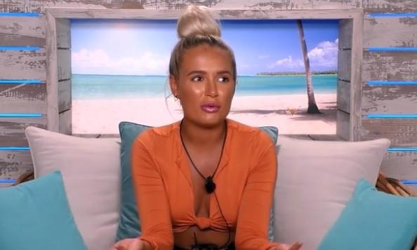 Molly-Mae Love Island (ITV)