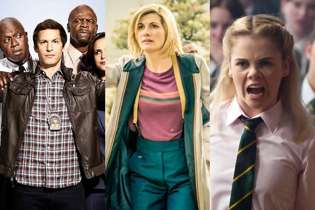 Jodie Whittaker wants to guest star in Brooklyn Nine-Nine – or Derry Girls