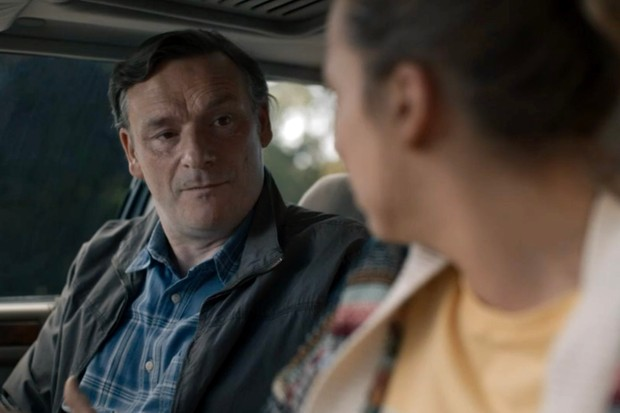 Julian Barratt plays Julian in Killing Eve