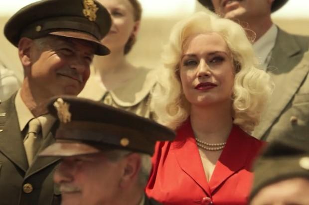 Julie Ann Emery plays Marion Scheisskopf in Catch 22