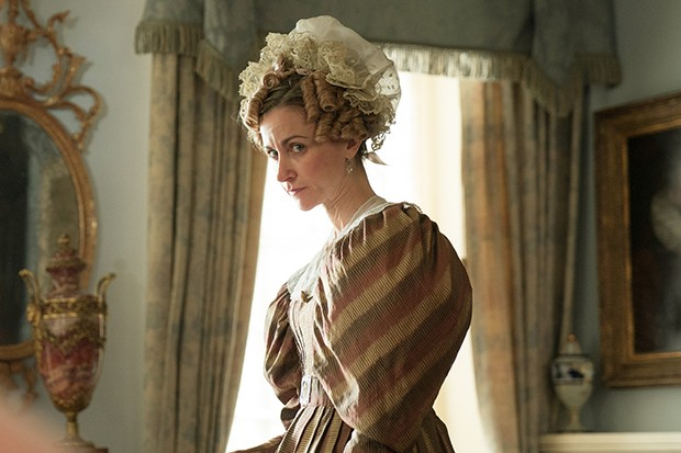 Katherine Kelly plays Ann's sister Elizabeth Sutherland in Gentleman Jack