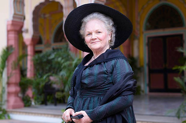 Lesley Nicol plays Henrietta Beecham in Beecham House