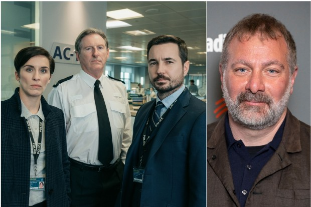 Line of Duty and Jed Mercurio