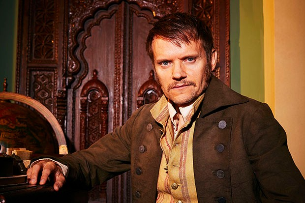 Marc Warren plays Samuel Parker in Beecham House