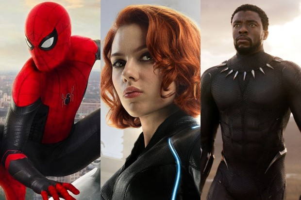 Every Marvel movie coming in the next few years