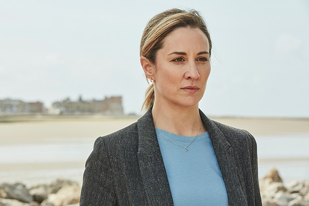 Morven Christie plays DC Lisa Armstrong in The Bay
