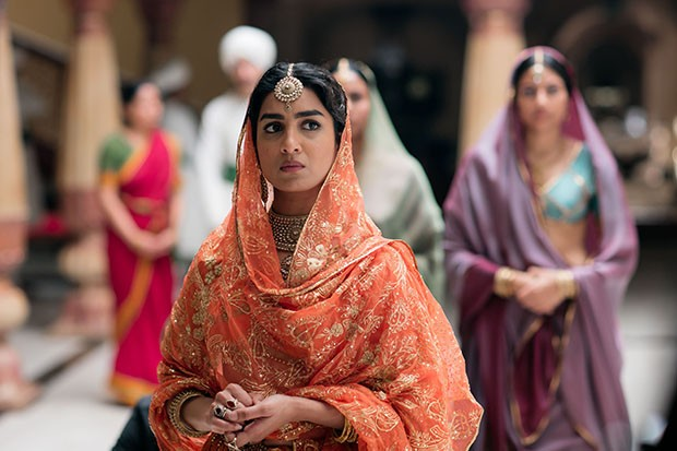 Pallavi Sharda plays Chandrika in Beecham House