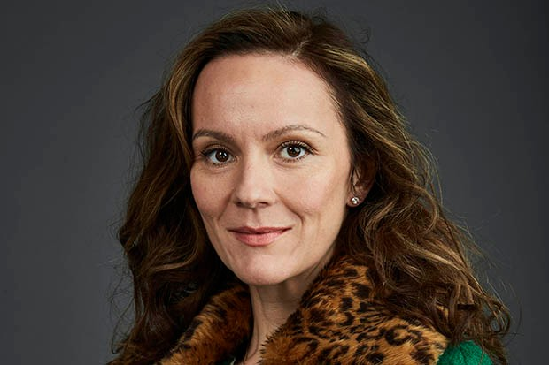 Rachael Stirling plays Mary Harborough in Wild Bill