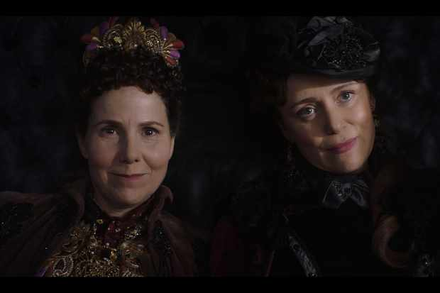 Year Of The Rabbit - Stars SALLY PHILLIPS and KEELEY HAWES