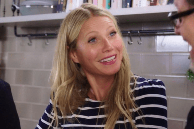 Gwyneth Paltrow, The Chef Show