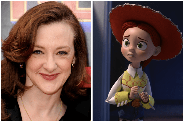 Joan Cusack as Jessie in Toy Story 4