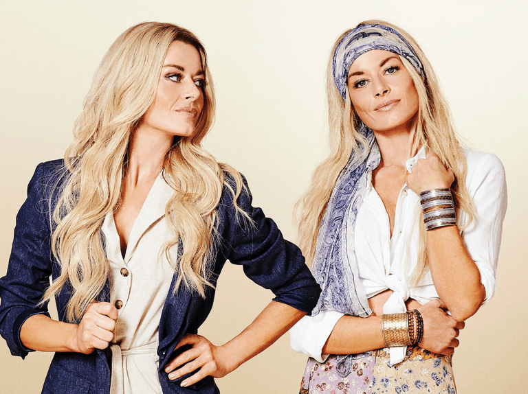 Andrea and Real Dee FINALLY meet in Neighbours clifftop showdown!