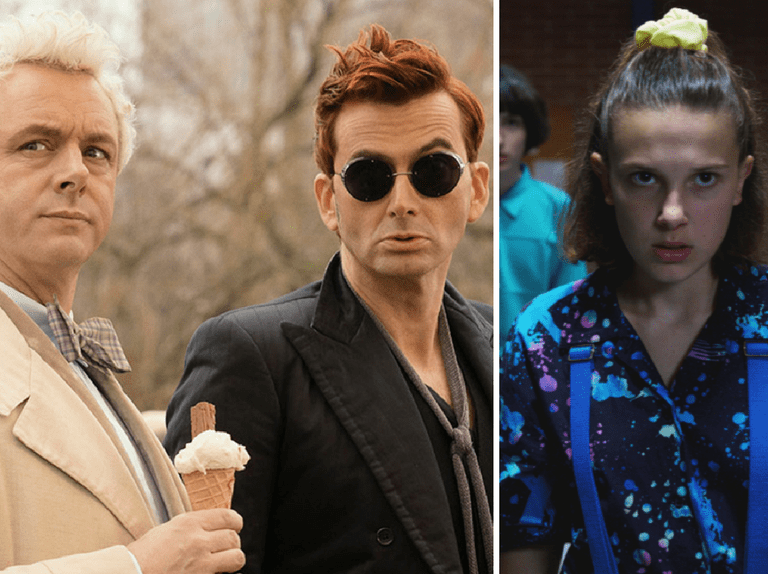 Netflix says it's cancelling Good Omens, Amazon promises to kill Stranger Things